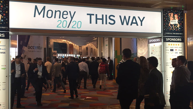Back from Money20/20